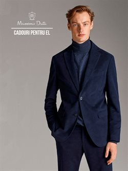 Massimo Dutti offers in the Bucareșt catalogue