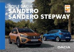 Oferte Auto și Moto în catalogul Dacia ( 11 zile)