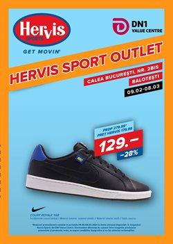 Catalog Hervis ( Expiră mâine )