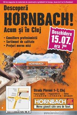 Oferte Materiale de Constructii și Bricolaj în catalogul Hornbach ( 22 zile)