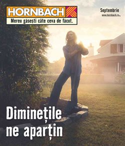 Hornbach offers in the Sibiu catalogue
