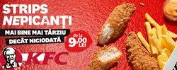 Oferte Restaurante în catalogul KFC ( 6 zile)