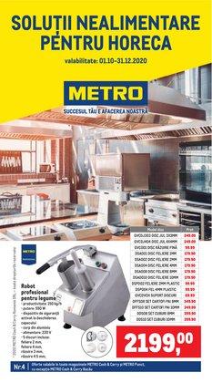 Catalog Metro Bucareșt ( Peste 30 de zile )