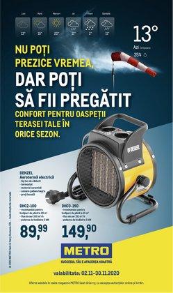 Catalog Metro Bucareșt ( 5 zile )