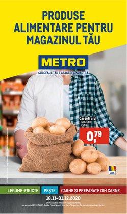 Catalog Metro Bucareșt ( 6 zile )