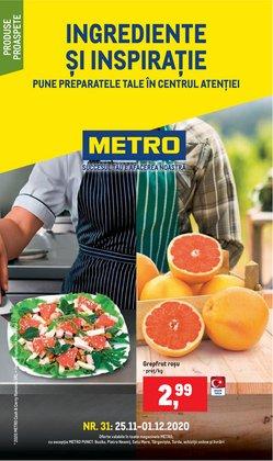 Catalog Metro ( Publicat ieri )