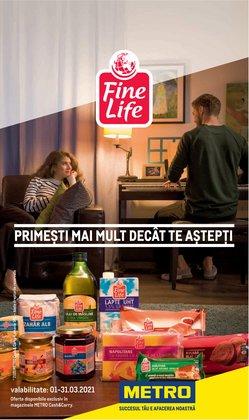Oferte Supermarket în catalogul Metro din Timișoara ( 3 zile )