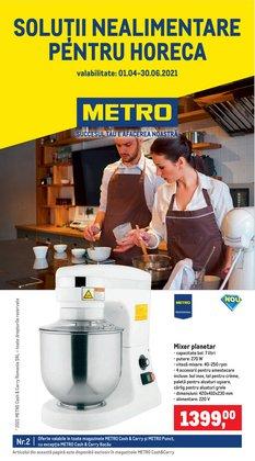 Catalog Metro ( Peste 30 de zile)