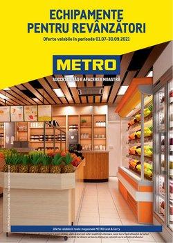 Oferte Metro în catalogul Metro ( Peste 30 de zile)
