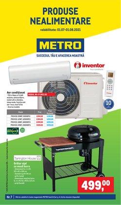 Oferte Metro în catalogul Metro ( 3 zile)