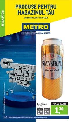 Oferte Metro în catalogul Metro ( 6 zile)