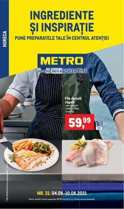 Oferte Supermarket în catalogul Metro ( Publicat azi)