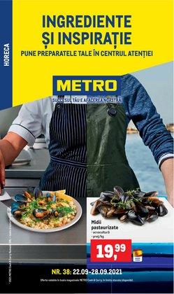 Oferte Supermarket în catalogul Metro ( 4 zile)