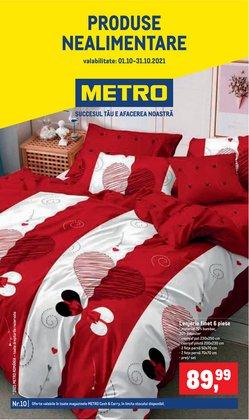 Oferte Metro în catalogul Metro ( 9 zile)