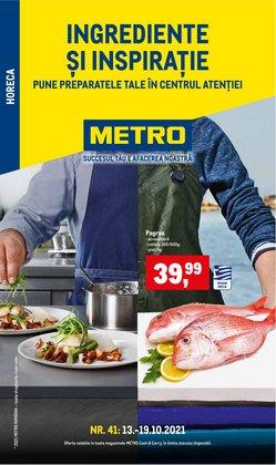 Oferte Supermarket în catalogul Metro ( Expiră astăzi)