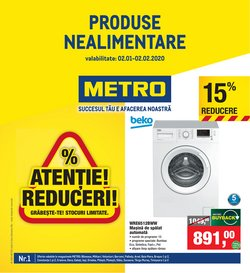 Metro offers in the Moreni catalogue
