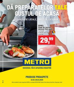 Metro offers in the Craiova catalogue