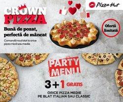 Oferte Restaurante în catalogul Pizza Hut ( 5 zile)