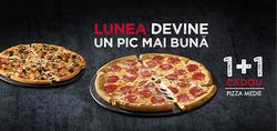 Tichet Pizza Hut ( Expiră astăzi )