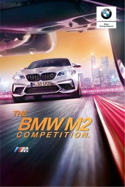 Oferte BMW în catalogul BMW ( Peste 30 de zile)
