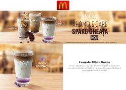 Oferte Restaurante în catalogul McDonald's ( 11 zile)