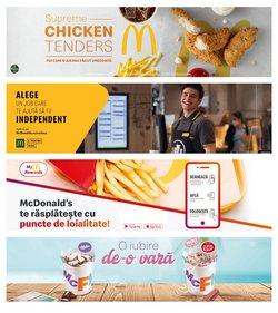 Oferte Restaurante în catalogul McDonald's ( 6 zile)