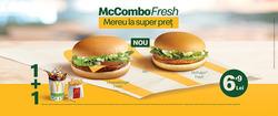 Tichet McDonald's ( Expiră astăzi )