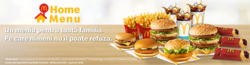 Tichet McDonald's ( Peste 30 de zile )