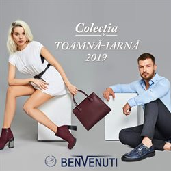 Benvenuti offers in the Bucareșt catalogue