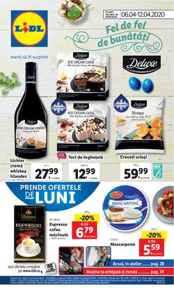 Catalog Lidl ( 7 zile)