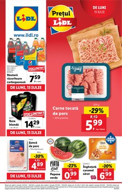 Catalog Lidl ( 5 zile )