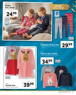 Oferte de Pijama în Lidl