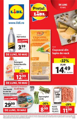 Catalog Lidl ( Expiră mâine)