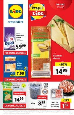 Oferte Supermarket în catalogul Lidl ( 9 zile)