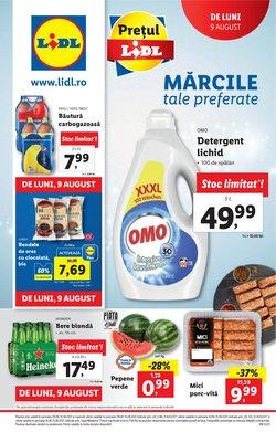 Oferte Supermarket în catalogul Lidl ( Publicat azi)