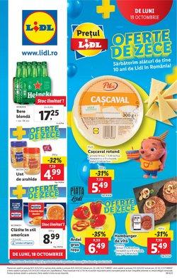 Oferte Supermarket în catalogul Lidl ( 2 zile)