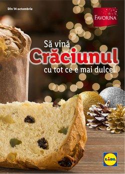 Oferte Supermarket în catalogul Lidl ( Peste 30 de zile)