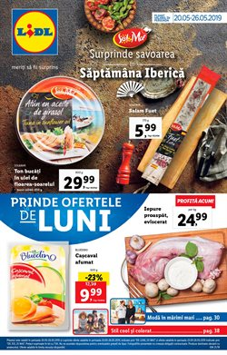 Lidl offers in the Satu Mare catalogue