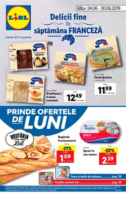 Lidl offers in the Chitila catalogue