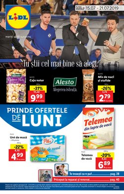 Lidl offers in the Timișoara catalogue