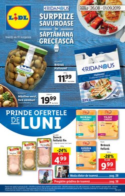 Lidl offers in the Bocșa catalogue