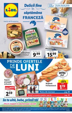 Lidl offers in the Constanța catalogue
