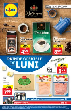 Supermarket offers in the Lidl catalogue in Timișoara