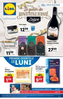 Supermarket offers in the Lidl catalogue in Voluntari