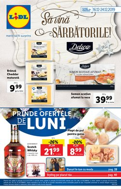 Lidl offers in the Bacău catalogue