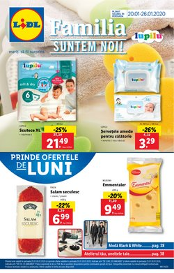 Lidl offers in the Bucareșt catalogue