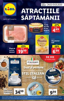 Catalog Lidl ( 7 zile )