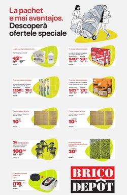 Oferte Materiale de Constructii și Bricolaj în catalogul Brico Depôt ( 4 zile)