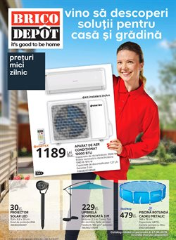 Brico Depôt offers in the Otopeni catalogue