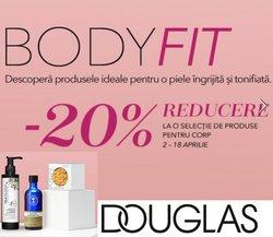 Oferte Frumusețe și Sanatate în catalogul Douglas din Bucareșt ( Expiră mâine )